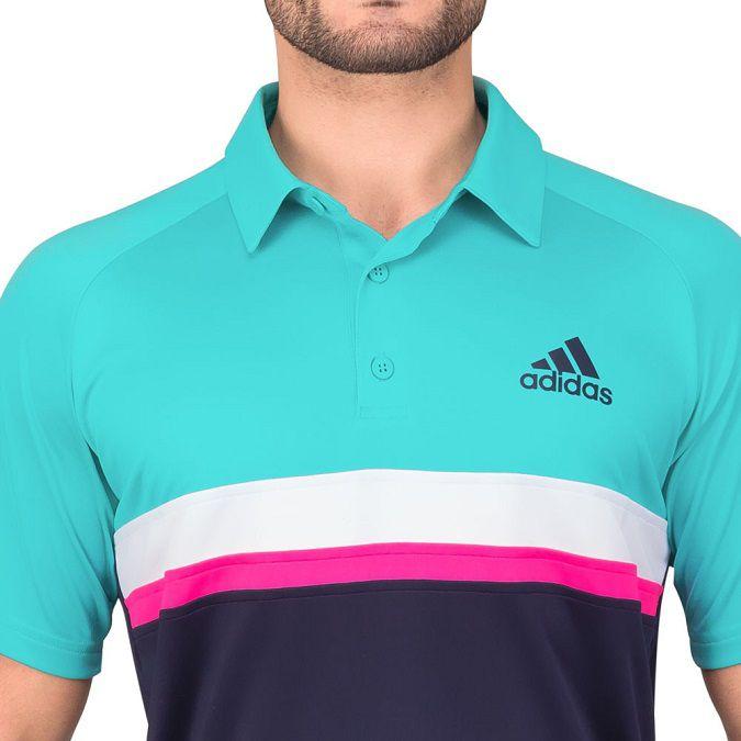 Camisa Polo Adidas Club CB