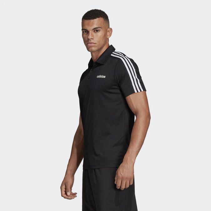 Camisa Polo Adidas Design 2 Move