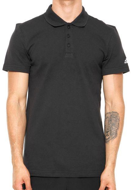 Camisa Polo Adidas Ess Base