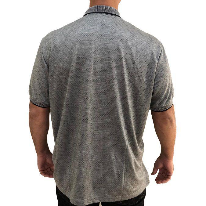 Camisa Polo Proside Jackard Extra