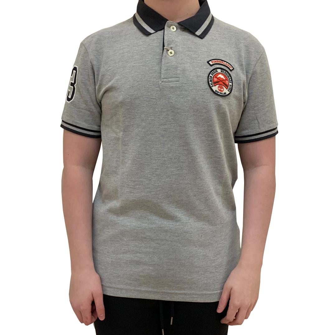 Camisa Polo Timberland Salm