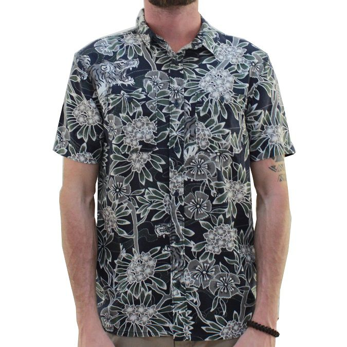 Camisa Quiksilver Polo Silent Fury SS