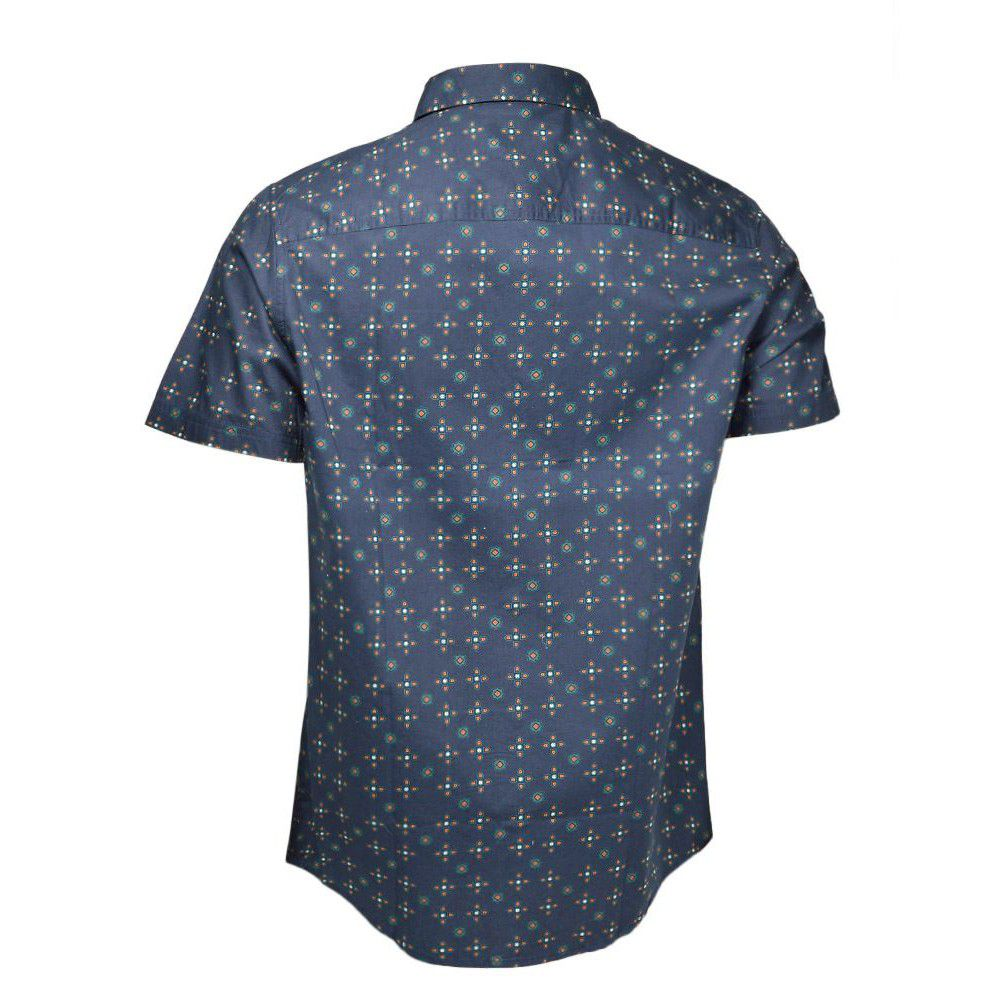 Camisa Rip Curl The Axis Navy