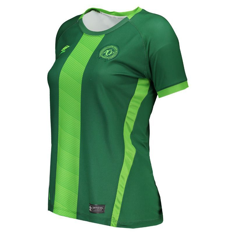 Camisa Umbro Chapecoense III 2016 71 Feminina