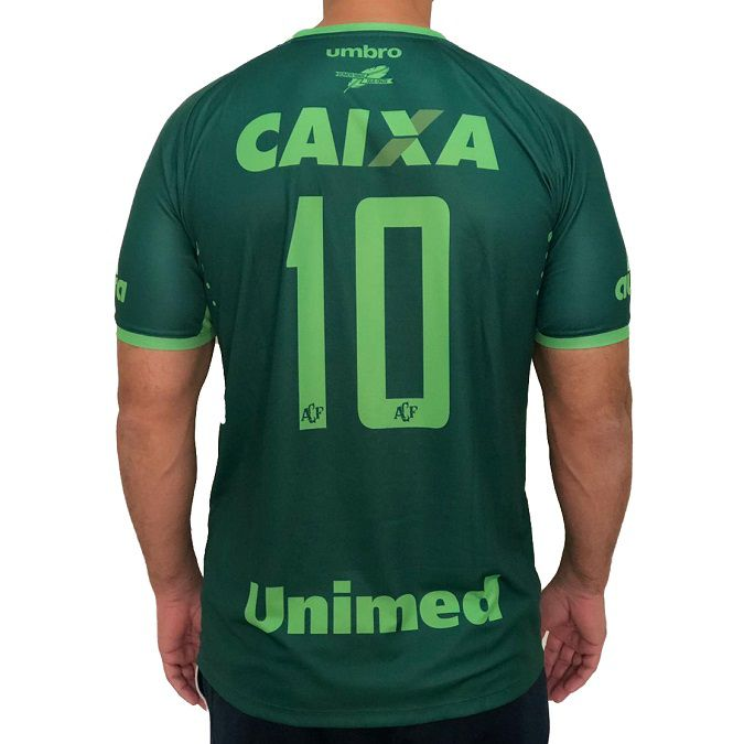Camisa Umbro Chapecoense Of. 3 2016 Masculina