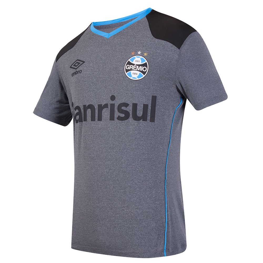 Camisa Umbro Grêmio Aquecimento 2016