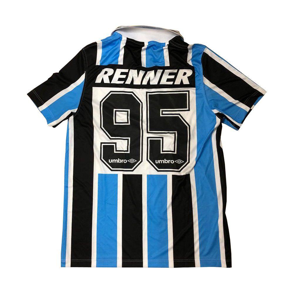Camisa Umbro Grêmio Bi Libertadores 1995