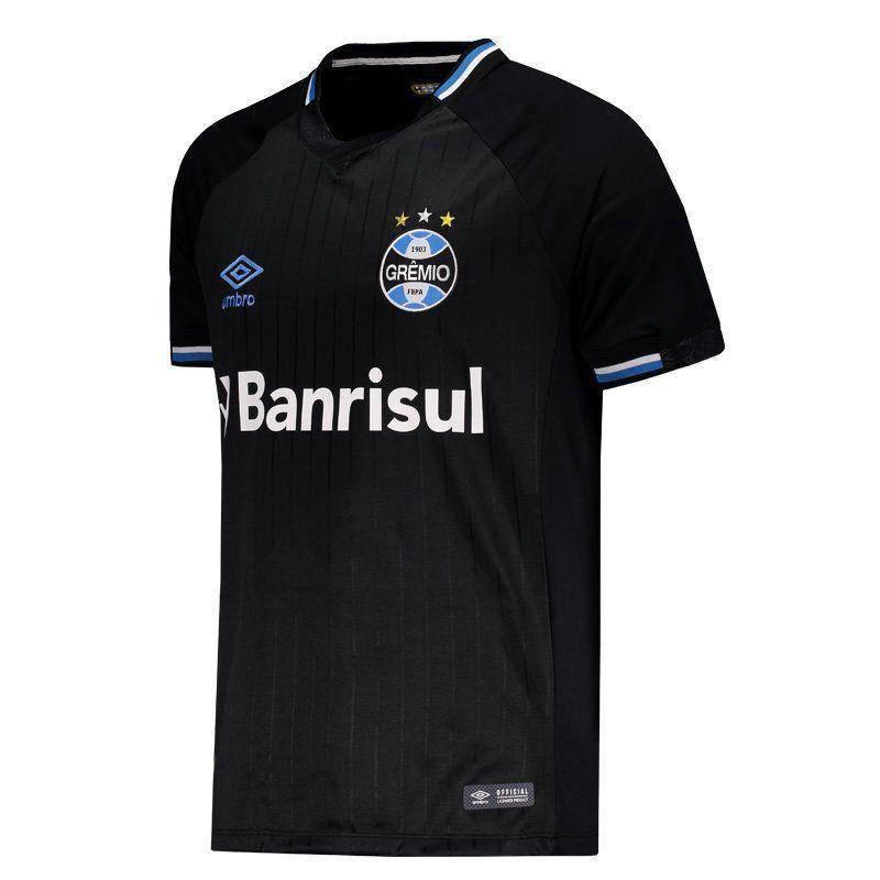 Camisa Umbro Grêmio III 2018 s/nº Masculina