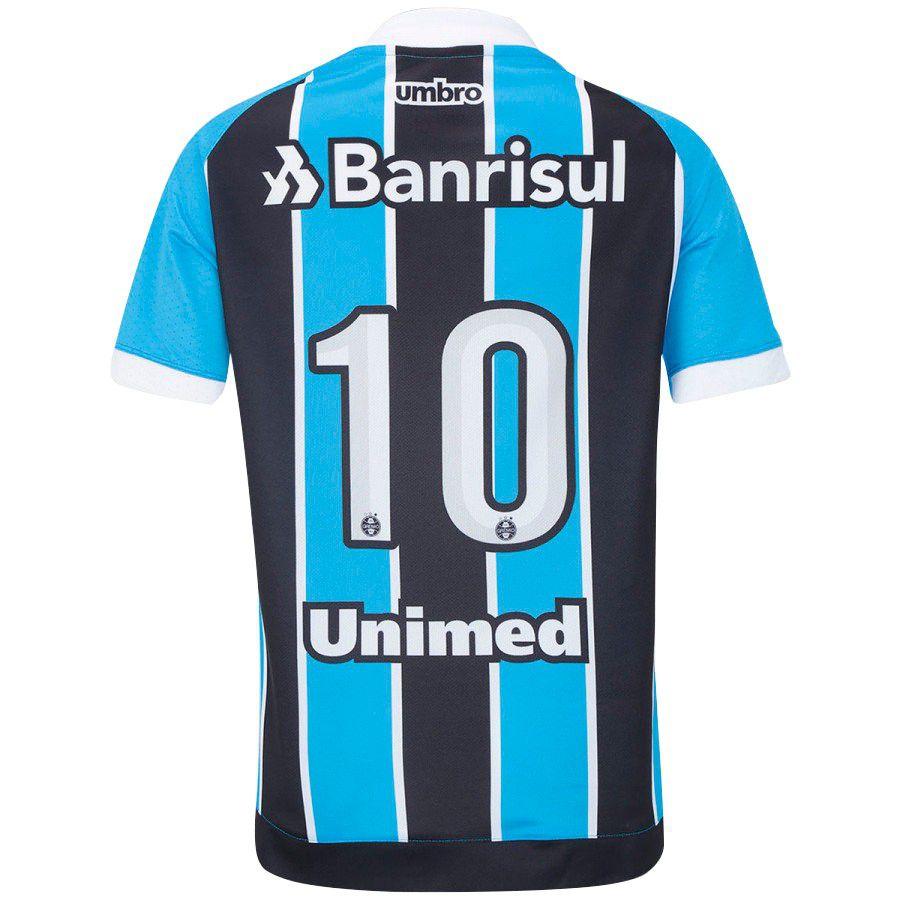 Camisa Umbro Grêmio Oficial I 2017