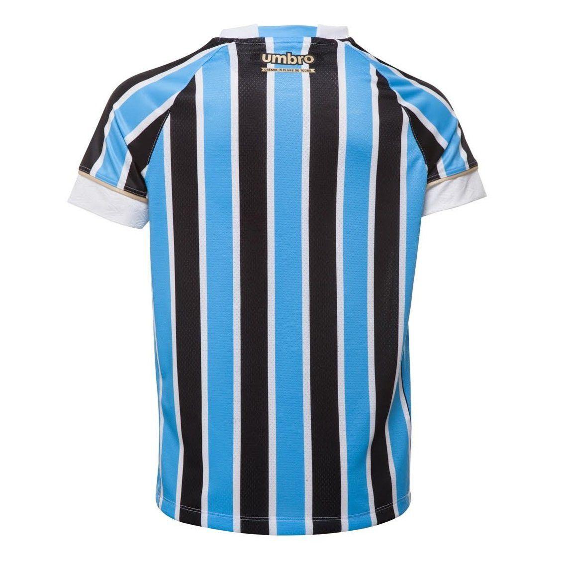 Camisa Umbro Grêmio OF.1 2018 (FAN)