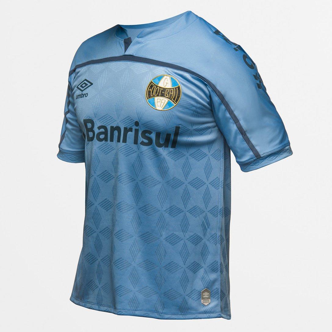 Camisa Umbro Grêmio Oficial 3 2020 Clássica S/N