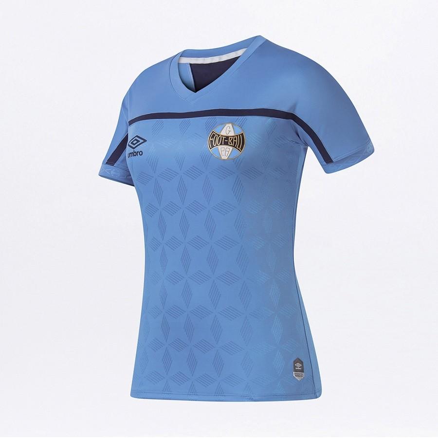 Camisa Umbro Grêmio Oficial 3 2020 Torcedor Feminina