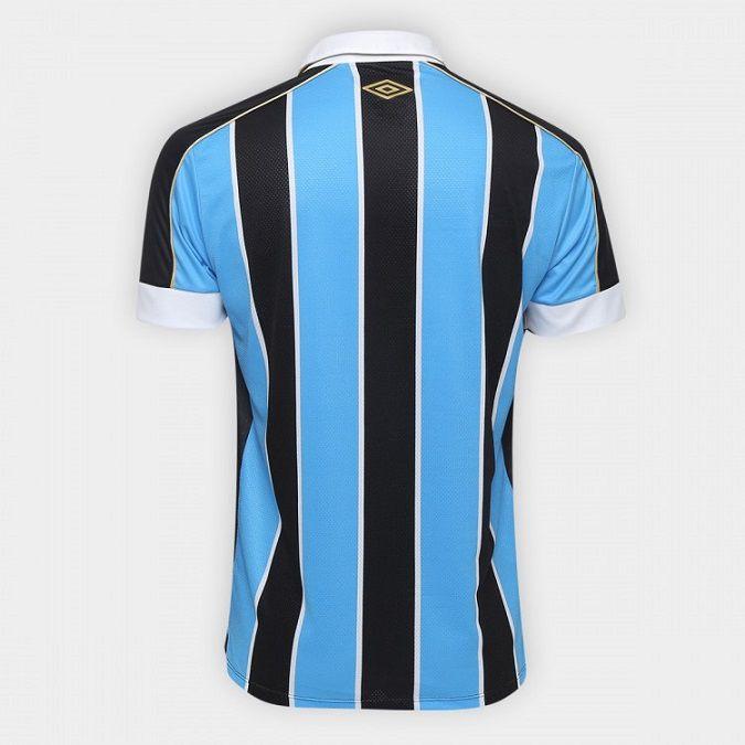 Camisa Umbro Grêmio Oficial I 2019 Clássica (S/N)