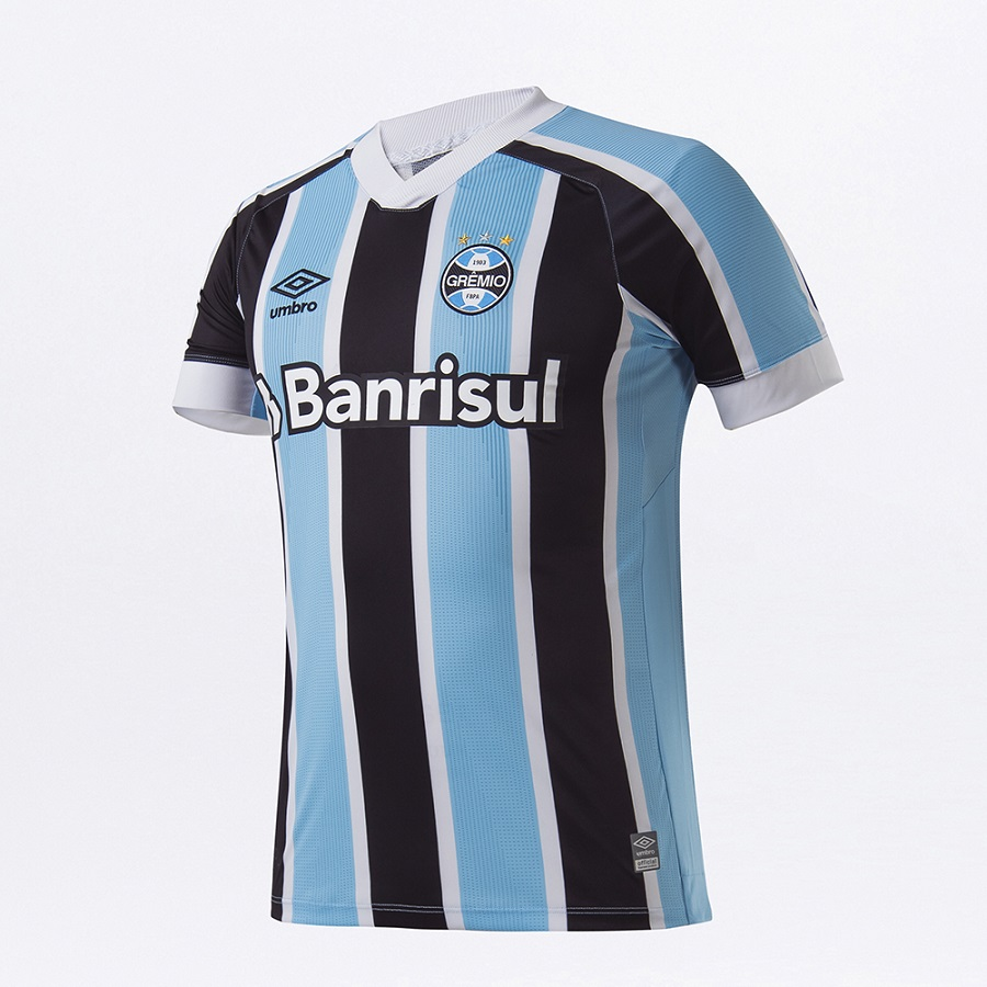 Camisa Umbro Grêmio Oficial I Classic 2021