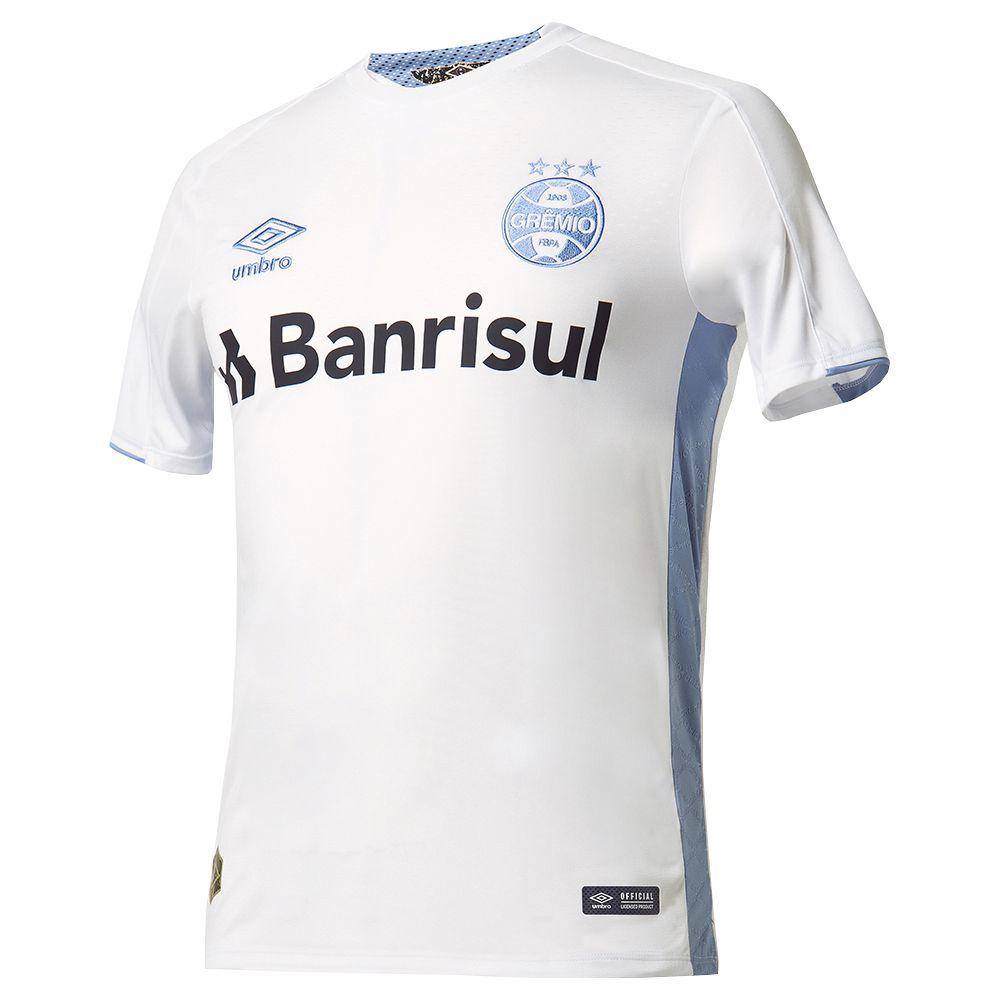 Camisa Umbro Grêmio Oficial II 2019 Masculina