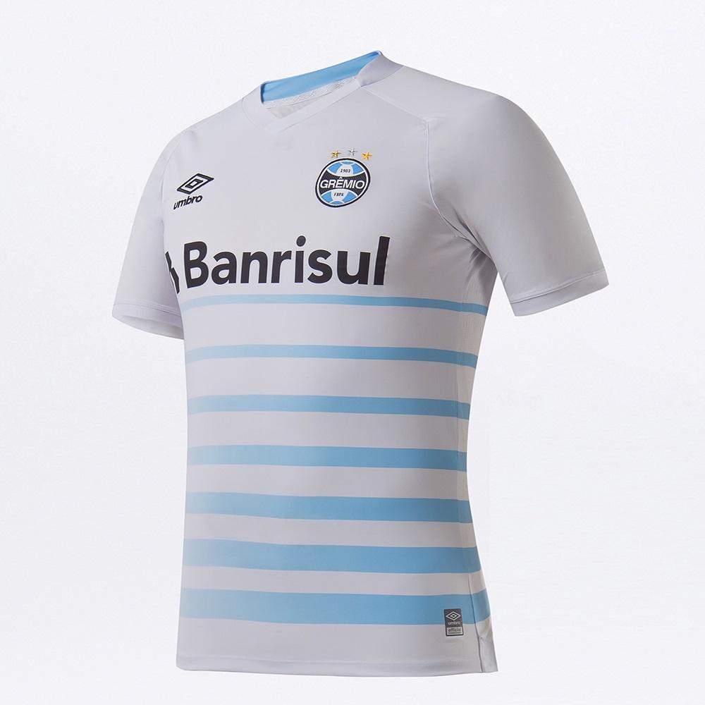 Camisa Umbro Grêmio Oficial II 2021 Classic