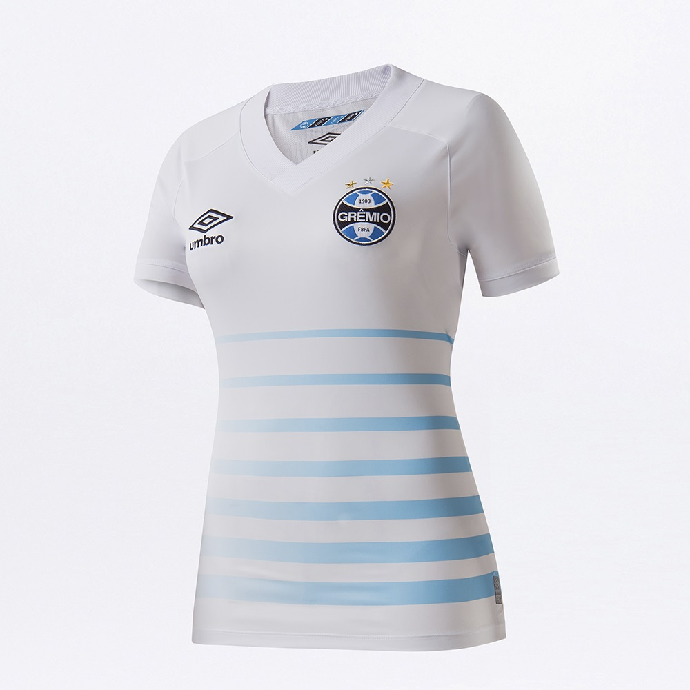 Camisa Umbro Grêmio Oficial II 2021 Feminina