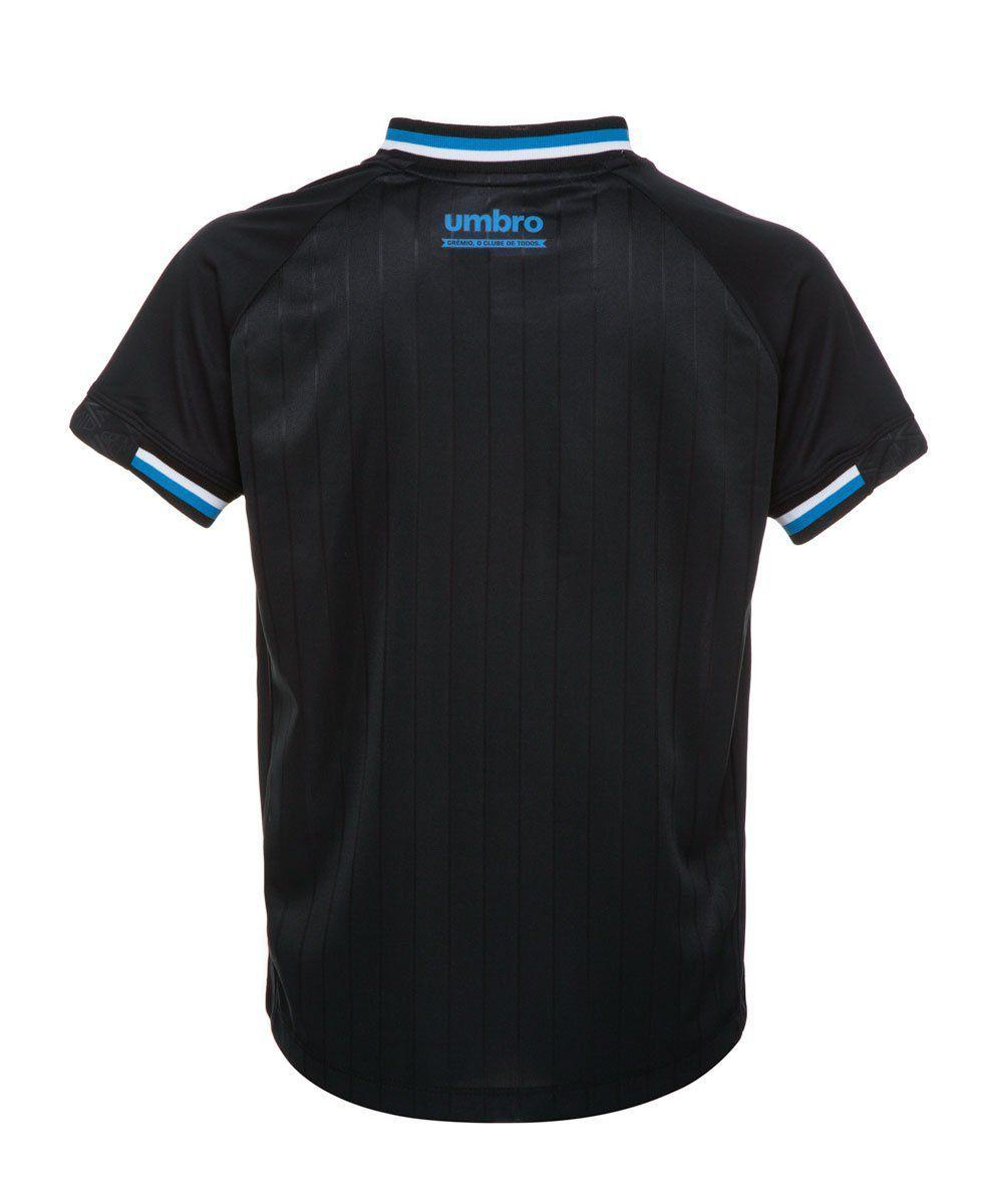 Camisa Umbro Grêmio Oficial III Torcedor Juvenil