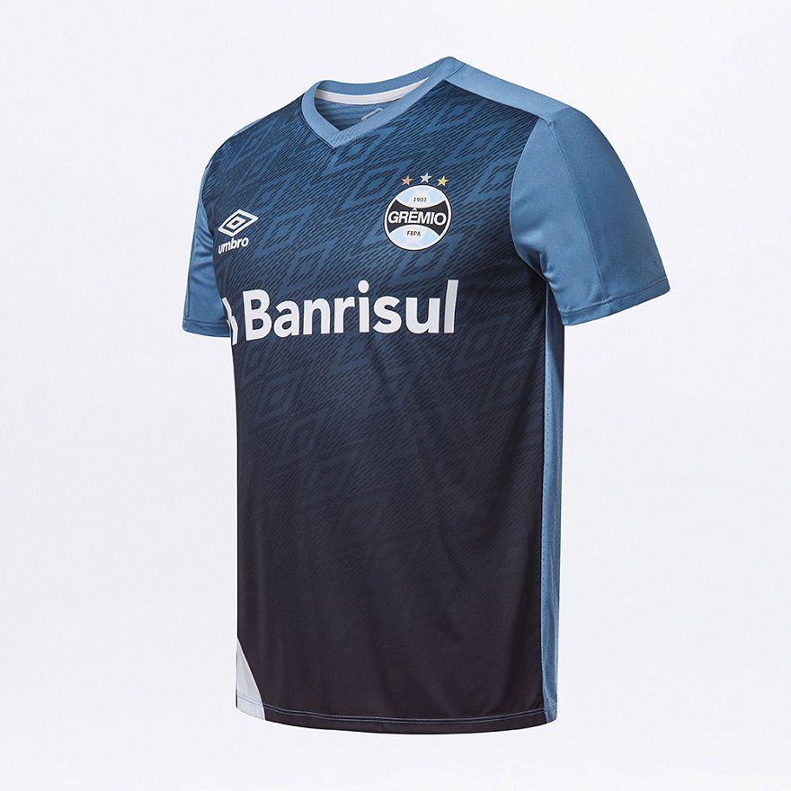 Camisa Umbro Grêmio Oficial Treino 2020