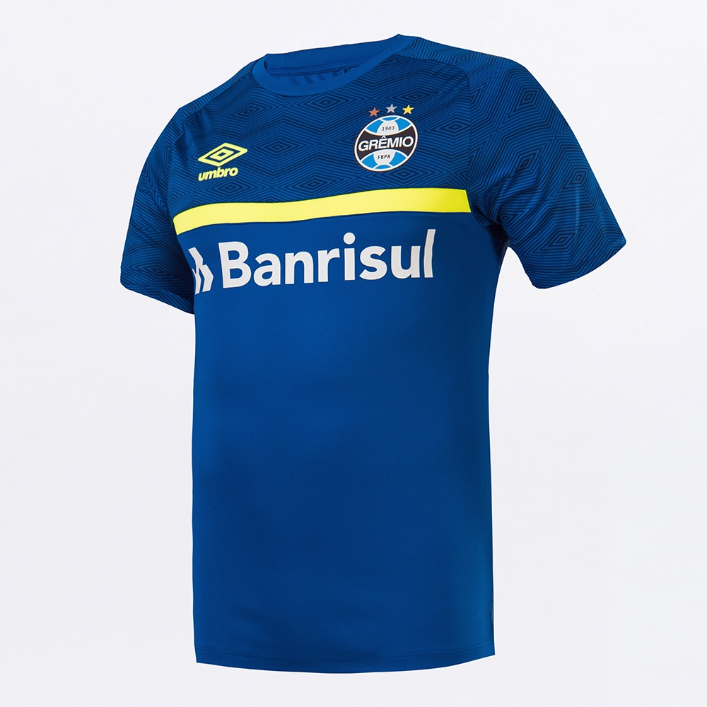 Camisa Umbro Grêmio Oficial Treino 2021