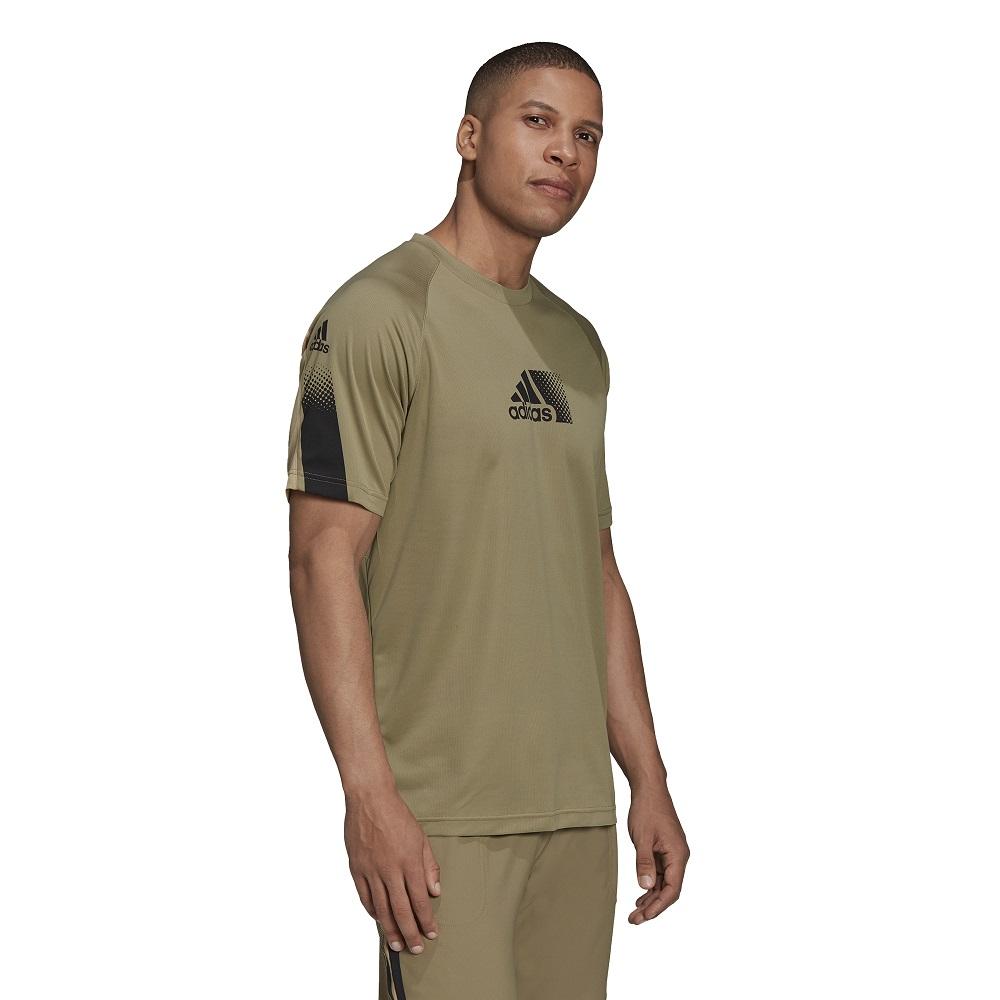 Camiseta Adidas Aeroready Designed To Move Sport