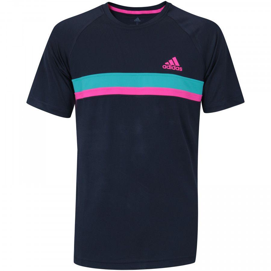 Camiseta Adidas Club Colorblock TD