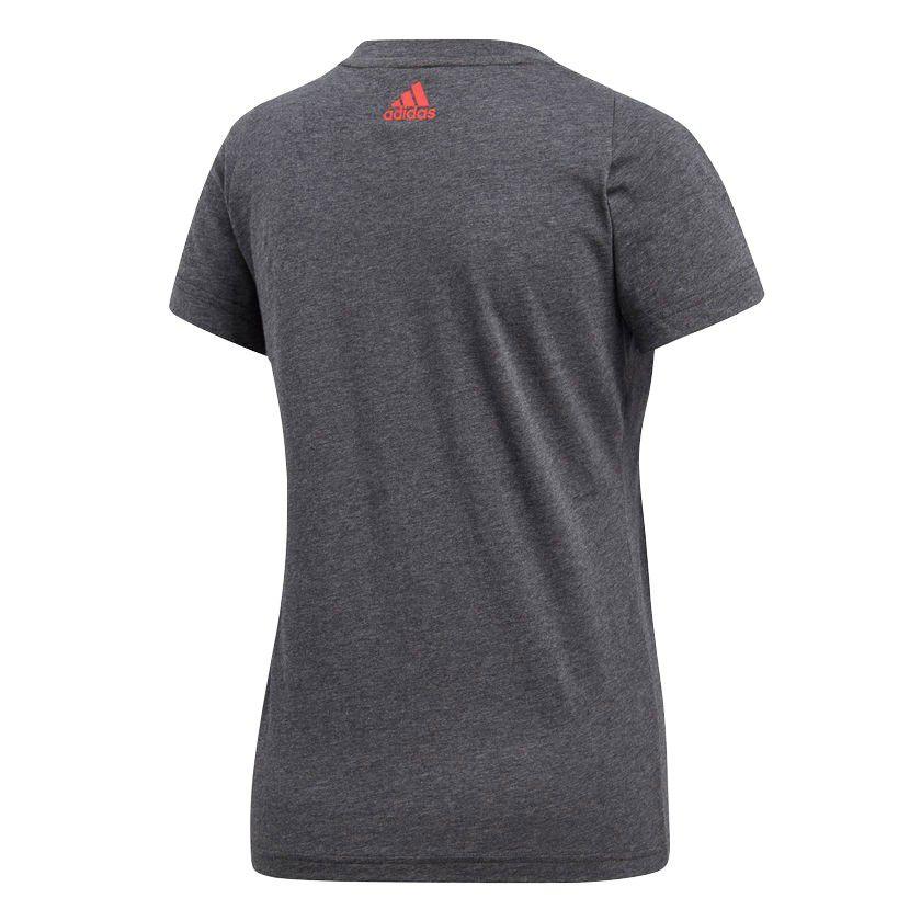50c18cf2267 ... Camiseta Adidas Essentials Linear Slim Tee Feminina - Sportland