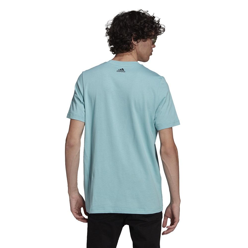 Camiseta Adidas Estampada Badge Of Sport