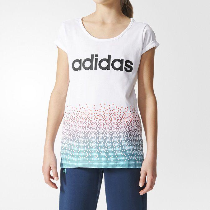 Camiseta Adidas Fun Tee Infantil