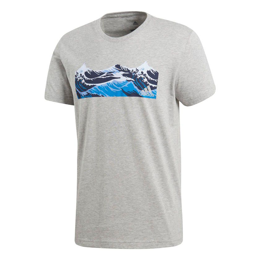Camiseta Adidas Hero Graphic