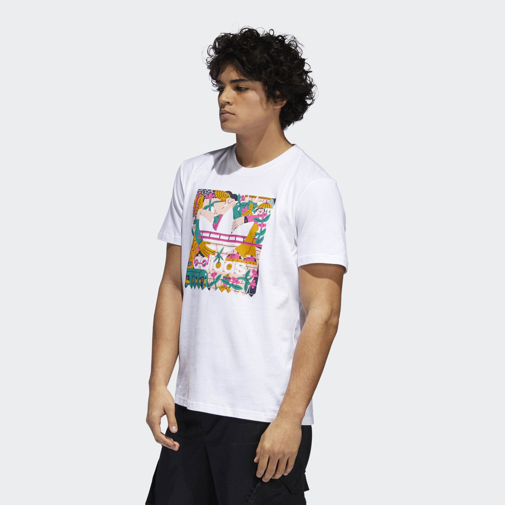 Camiseta Adidas Originals Edgewsood Tee