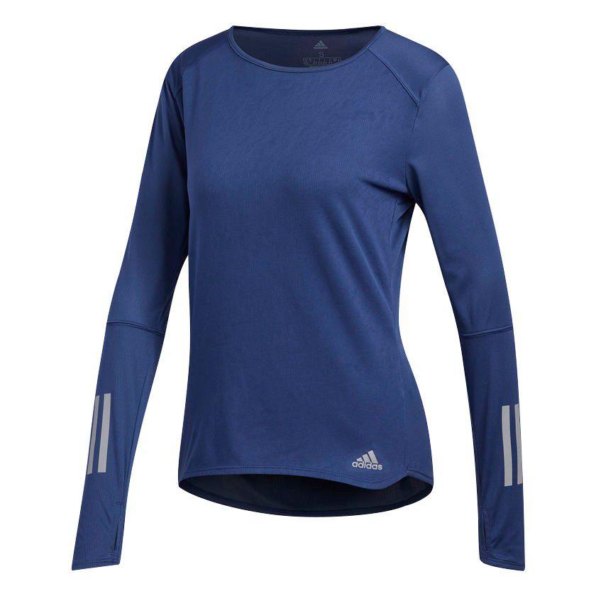 Camiseta Adidas Rs Ls Tee Feminina