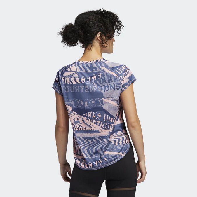 Camiseta Adidas Tee Own The Run Feminino