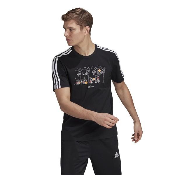 Camiseta Adidas X Disney In Motion 3S Basketball