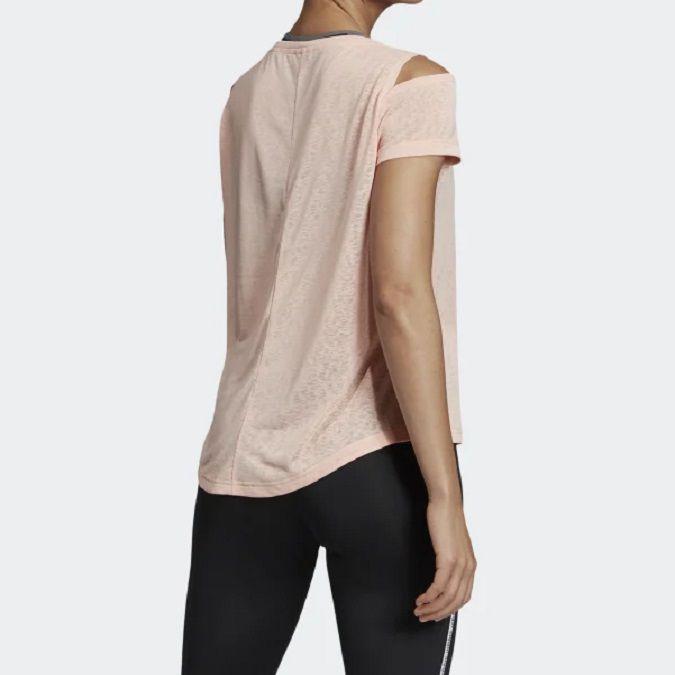 Camiseta Adidas Xpressive Cotout Feminina