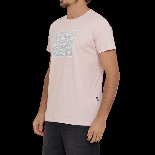Camiseta Billabong Crayon Wave IV