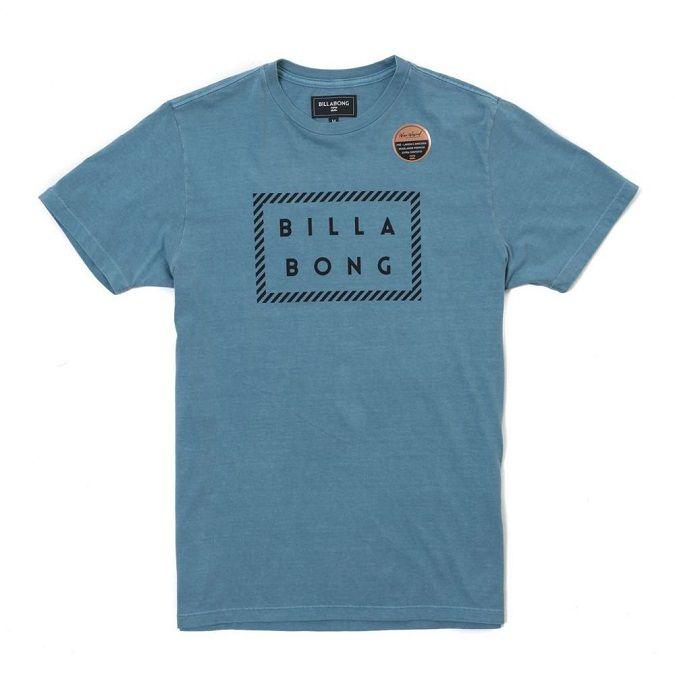 Camiseta Billabong Front Die Cut Infantil