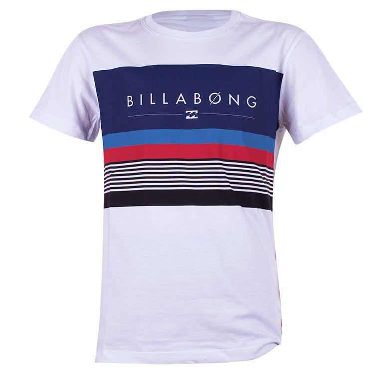 Camiseta Billabong Line Infantil
