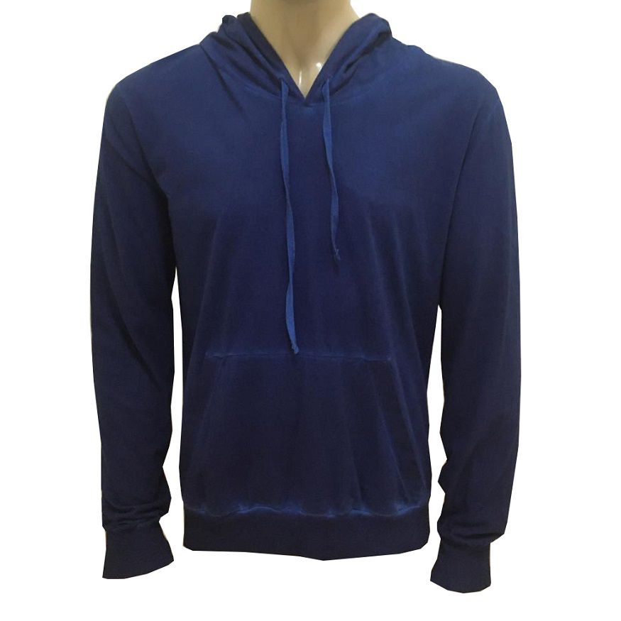 Camiseta Billabong Manga Longa Houston Azul