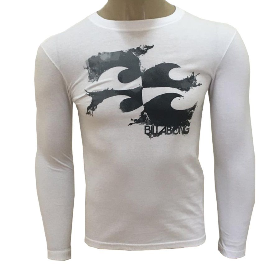 Camiseta Billabong Manga Longa Making Waves (JUVENIL)