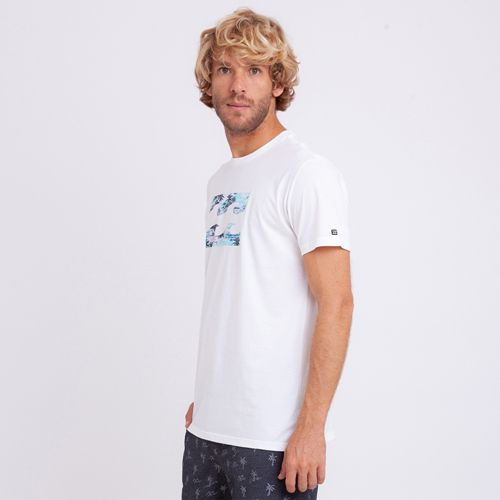 Camiseta Billabong Team Punta Roco