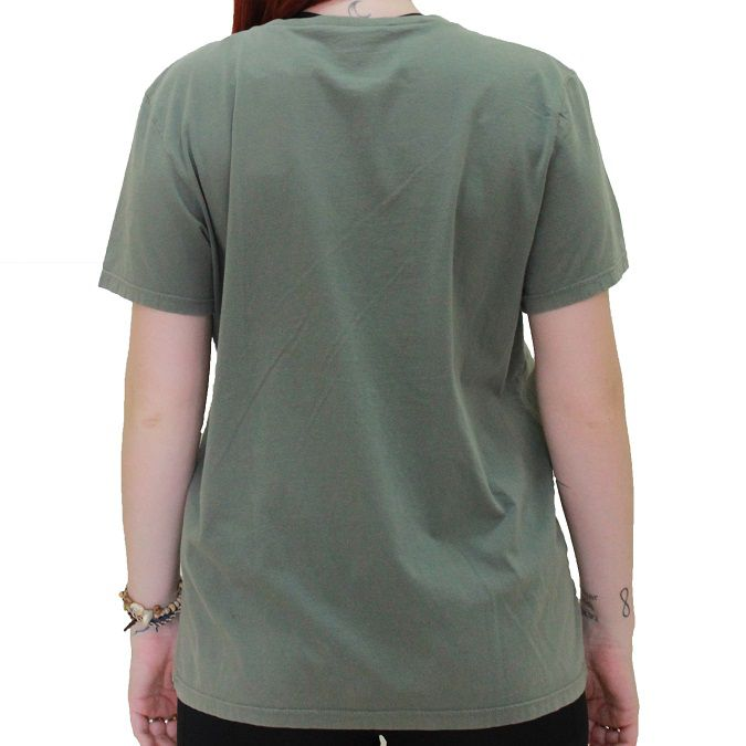 Camiseta Colcci Estampada Live Long Vintage Feminina