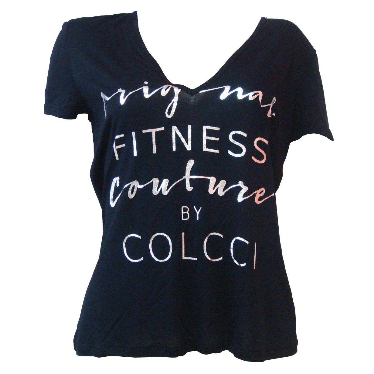 COLCCI T-SHIRT FEM MC EST