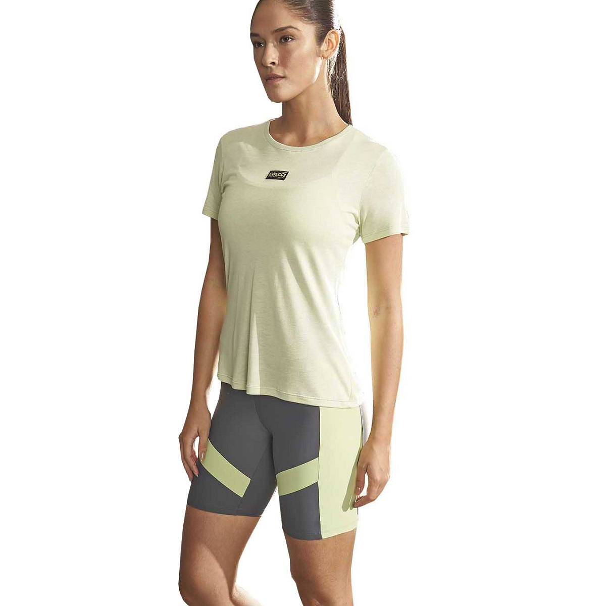 Camiseta Colcci Fitness Training Feminina