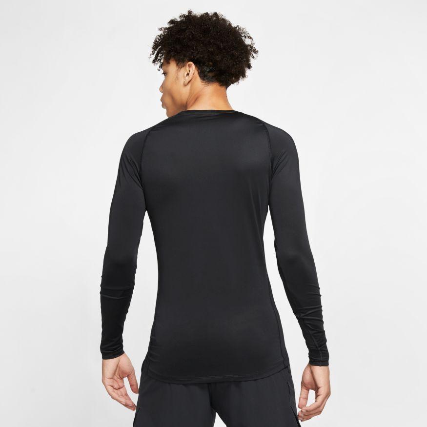 Camiseta Manga Longa Nike Pro Masculina