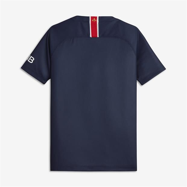 Camiseta Nike Breathe PSG Juvenil