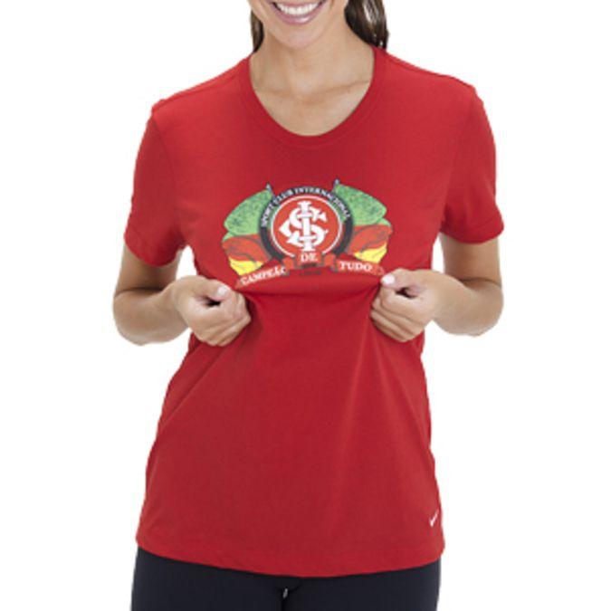 Camiseta Nike Core SCI Feminina