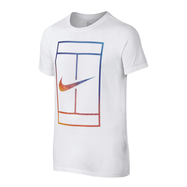 Camiseta Nike Dri-fit Court Iridecent