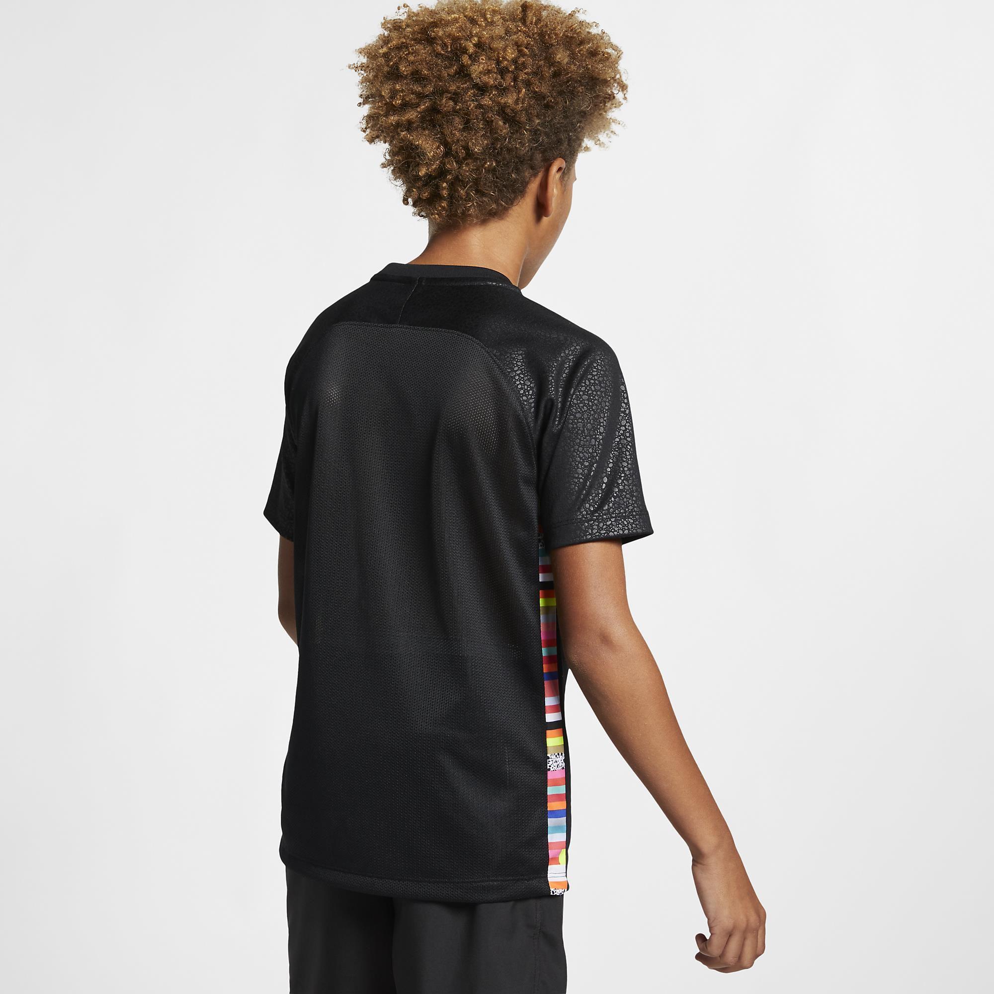 Camiseta Nike Dri-Fit Mercurial Infantil