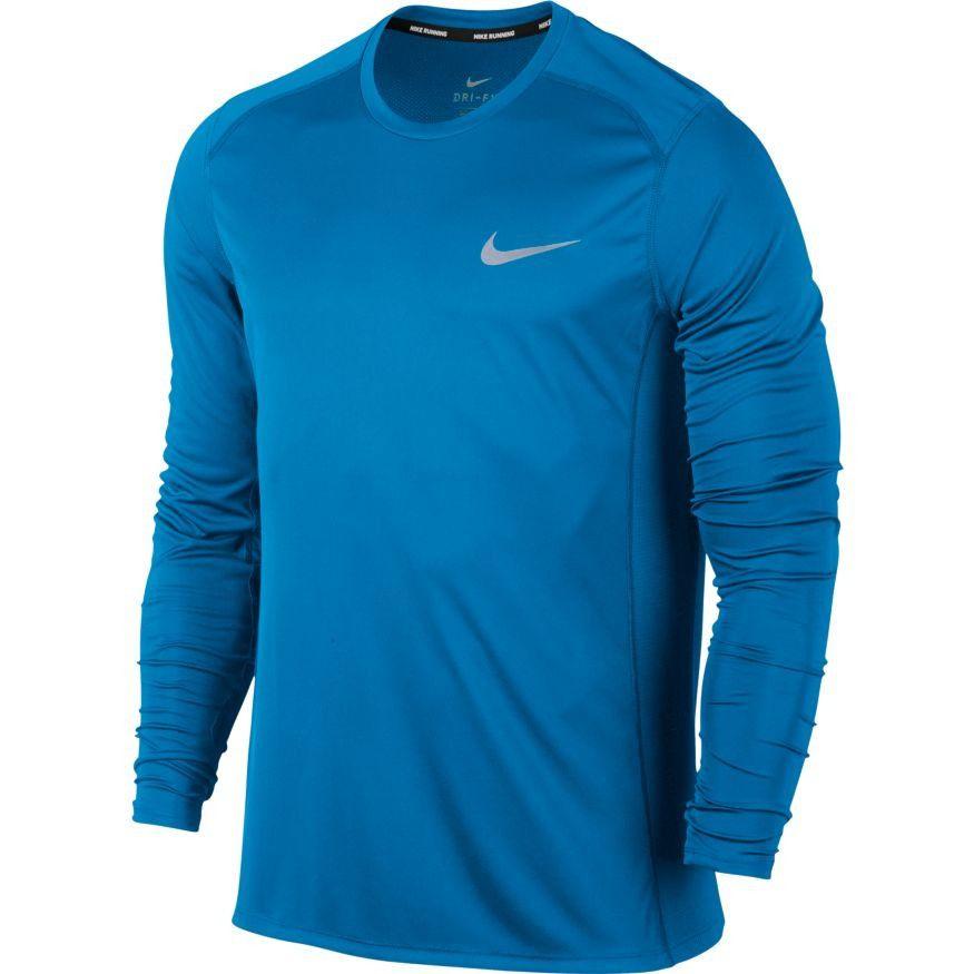 Camiseta Nike Manga Longa Miler Top LS